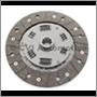Clutch friction plate, B18/B20