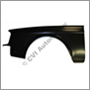 Front wing 240 75-78, LH
