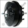 Brake servo 2-circuit Az B20 (LHD), 140