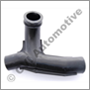 Fuel filler hose extra tank 740/760