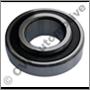 Propshaft bearing, Amazon/P1800 -'66 (Koyo - Made in Japan)
