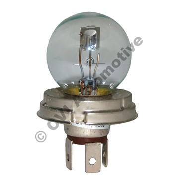 H'lamp bulb 6v sym with socket (6v 45/40W P45t)