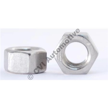 Nut, exhaust downpipe/manifold (stainless)