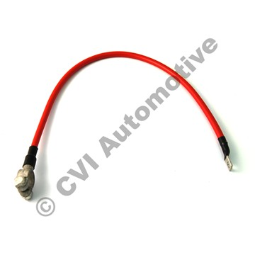 Battery cable, Amazon/P1800 (RHD cars)