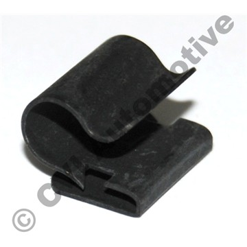 Clamp for electric cable etc.
