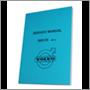 Service Manual, 1800ES 1974