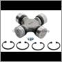 Univ. joint1800E/ES/140 (B20E), 164 50.8 mm tube,  GKN greasable
