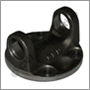Propshaft comp. flange B20E, 240 type 1310