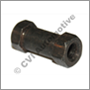 Nut, outer lever, B20 SU HS6