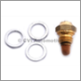 Nålventil med sil, Stromberg B18/B20/B30 (Zenith-Stromberg original)