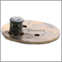 Throttle disc, SU HIF 140 B20B 71-72 (LHD automatic)