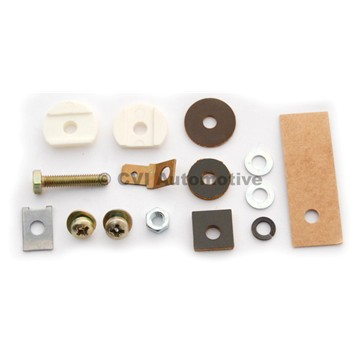 Terminal connector kit, distributor