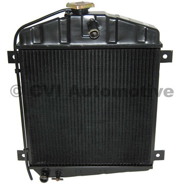Radiator, PV/Duett B16