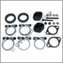 Exhaust fitting kit, 140/164