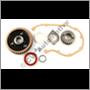 Timing gear set made of fiber for B18/B20/B30A
