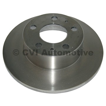 Brake disc solid 240 front 75-87 (Brembo)    solid, non-ventilated