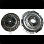Kopplingsats 240/740 M45/M46 med lager 240 79-88/740 B230-88 (Ø215mm 22spl)