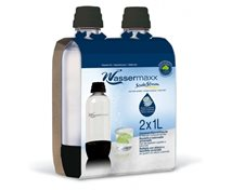 Wassermaxx Pet-Flaska 2X1liter  *
