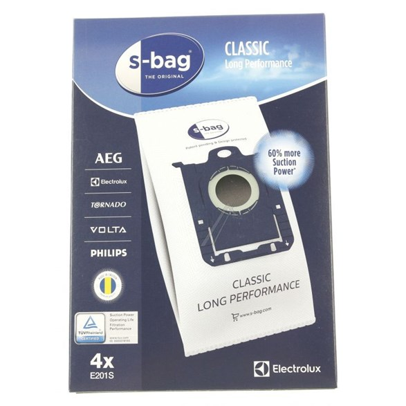 Electrolux S-Bag Classic Long Performance 9001684589
