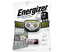 Energizer Pannlampa 450Lm Vision Ultra Ipx4  *