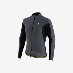 THERMINAL SL EXPERT JERSEY LS GRY HTHR