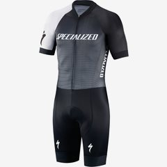 SL AIR SKINSUIT BLK/CHAR XS