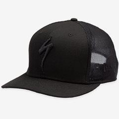 NEW ERA TRUCKER HAT S-LOGO