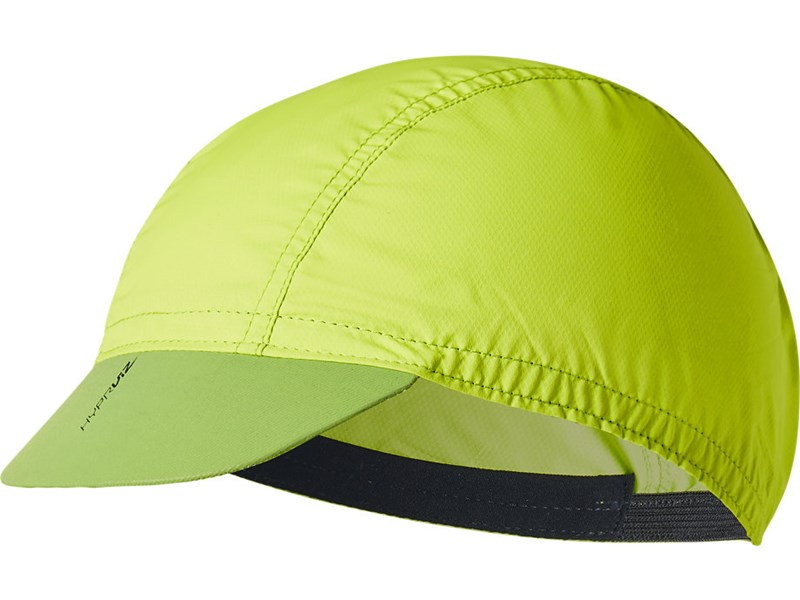 DEFLECT UV CYCLING CAP HYPERVIZ