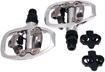 Shimano Pedaler SPD A520 Silver