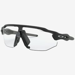 Oakley Radar EV Advancer MtBlk/Clr -Blk PhotoIrd