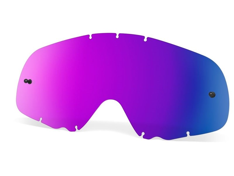Oakley Crowbar MX Violet Rep. Lens