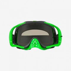 Oakley Crowbar Mx Shockwave Green/Yel W/ Dark Grey