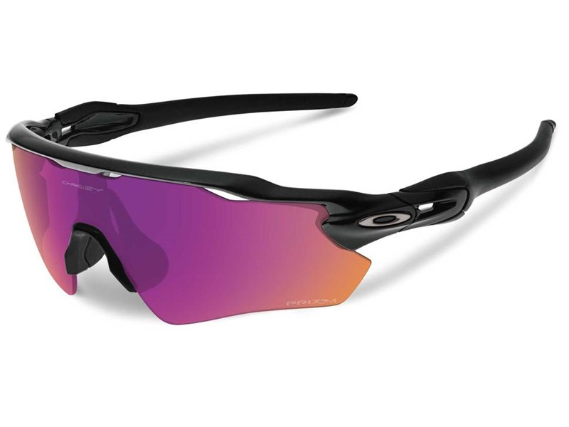 Oakley RADAR EV PATH POLISHED BLACK PRIZM TRAIL