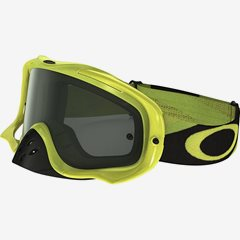 Oakley Crowbar MX Heritage Racer Green /Dark Grey