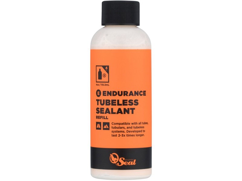 Orange Seal Tubeless Sealant 118 ml.