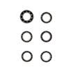 CeramicSpeed Hub kit Roval-5-Coated