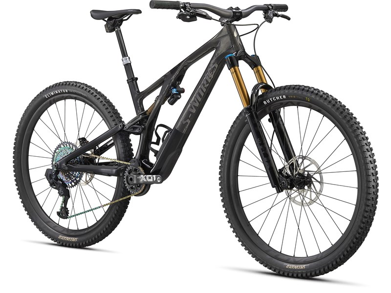 STUMPJUMPER EVO SWORKS