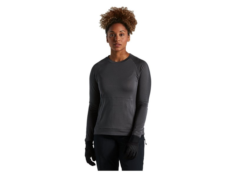 TRAIL-SERIES THERMAL JERSEY LS WMN