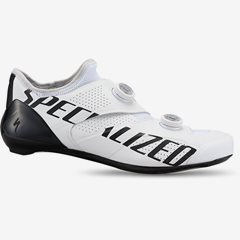 S-WORKS ARES ROAD SHOE TEAM WHITE