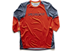 ENDURO 3/4 JERSEY RKTRED/STRMGRY S