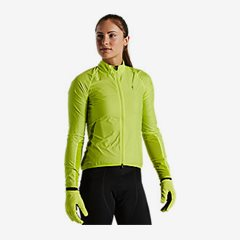 RACE-SERIES WIND JACKET WMN HYPERVIZ S