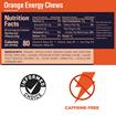 GU Orange, Chews