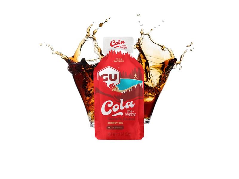 GU Cola Me Happy, Gel,