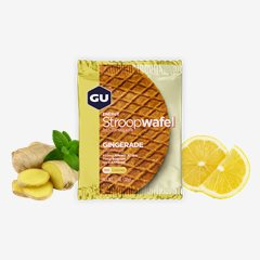 GU Waffle Gingerade, Waffle