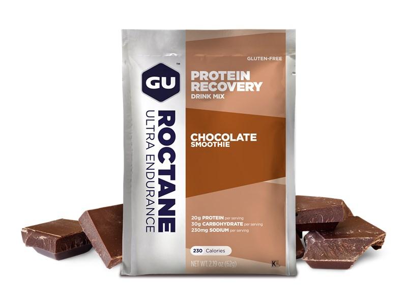 GU Roc Recov Drink Chocolate Smoothie