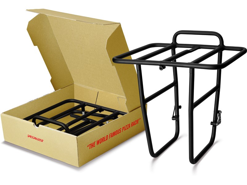 SPECIALIZED PIZZA FRONT RACK BLK 700C