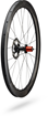 CLX 50 DISC REAR SATIN CARBON/GLOSS BLK