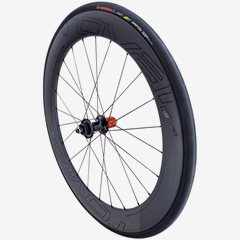 CLX 64 DISC REAR SATIN CARBON/GLOSS BLK