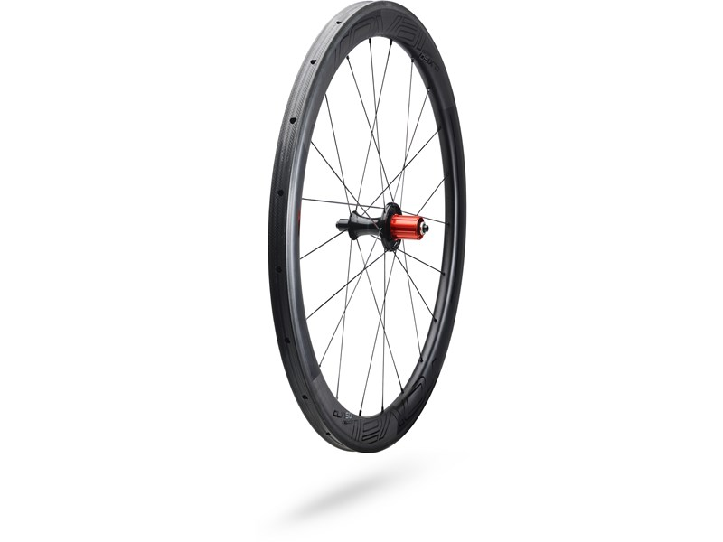 CLX 50 TU REAR SATIN CARBON/GLOSS BLK
