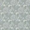 Morris & Co Morris Seaweed Silver/Ecru